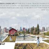 Special Mention/Urban Intervention: Urban Transfer: Chicago, Justin Hui, USA