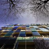 Forum 3 Novartis, Basel Switzerland. Architects Diener & Diener © Pygmalion Karatzas
