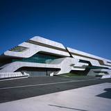 European Union: Pierresvives, Montpellier, France by Zaha Hadid Architects (Photo: Helene Binet)