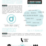 Liquid Bank presentation (6/14), courtesy of Juan Saez.