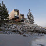 People's Choice - Architecture - Residential: Two Hulls House by MacKay-Lyons Sweetapple Architects