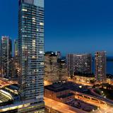 Downtown towers, 29th floor, Toronto, ON © Sam Javanrouh