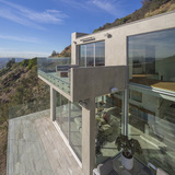 Canyon House in Los Angeles, CA by Aaron Neubert Architects; Photo: Brian Thomas Jones