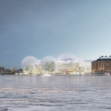 Nobel Sphere. Image via nobelcenter.se