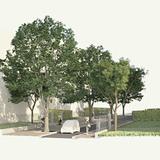 Section © West 8 urban design & landscape architecture