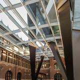 Atrium. Photo by Tim Fisher.
