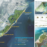 Second Place: BARRIER STATEN ISLAND by Cricket Day (United States)