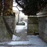 Brion Cemetery via jtwang.