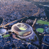 Cox Architecture pty Ltd (Image: Japan Sport Council)