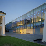 Paul & Lulu Hilliard University Art Museum by Eskew+Dumez+Ripple