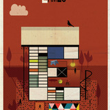 E is for Eames. Image via federicobabina.com