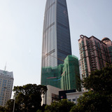 4th Place: KK100, Shenzhen, 441.8 m, 100 floors (Copyright: Arnie Lee)