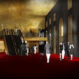 Interior rendering (Image: Alejandro Zaera-Polo Architecture)