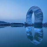3. Sheraton Huzhou Hot Spring Resort (Huzhou, China) by MAD with Shanghai Xian Dai Architecture. Photo © Xiazhi