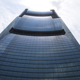 Pearl River Tower under construction © AS+GG