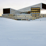 Office winner: Statoil Regional and International Offices, Norway by a-lab. Image courtesy of WAF.