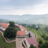 Butaro Hospital, completed in 2011 in Ruhengeri, Rwanda (Photo: Iwan Baan)