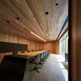 Office: Melbourne Studio | Melbourne, Australia by Woods Bagot Architects. Photo courtesy of INSIDE - World Festival of Interiors.