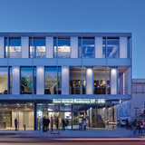 SF Jazz Center by Mark Cavagnero Associates (Photo: Kyle Jeffers)