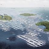 Special Mention: ALTERNATIVE HOUSING INFRASTRUCTURE: Floating Nets by Ci Chen, Youchun Shi, Wenjuan Zhou, & Wenhan Hu (China)