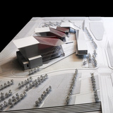 Aerial view from the nature side (Image: H Architecture & Haeahn Architecture)