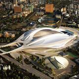 Zaha Hadid Architects (Image- Japan Sport Council)