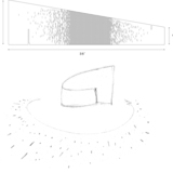 curved wood lamp (concept sketch and specs) via JNBouchard