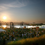Louisville Waterfront Park (Photo: Waterfront Development Corporation/Wales Hunter, Nfocus Images)
