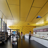 City of London Information Centre in London, UK by Make Architects