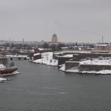 Suomenlinna via bronwyn