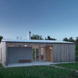 Sommarhus Mattarve - LLP Arkitektkontor © Robin Hayes Photography.