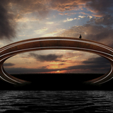 The Iron Ring designed by rising talent George King Architects wins sculpture contest for Flint Castle landmark