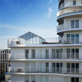 Hamonic+Masson & Associés designs undulating NewR mixed-use tower in Nantes
