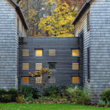 Four Gables in Nort Haven Village, NY by workshop/apd (Photo: T.G. Olcott)