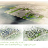 Parkmerced Vision Plan; San Francisco (Image: Skidmore, Owings & Merrill)