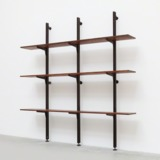 Jean Prouve Rack & Pinion Shelves (c.1948)