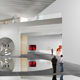 Exhibition Hall. Image: WAI Think Tank