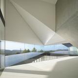Municipal Auditorium in Teulada, Spain by Francisco Mangado & Associates; Photo: Roland Halbe