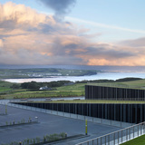Northern Ireland: Giant's Causeway Visitor Centre by Heneghan Peng (Photo: Hufton + Crow)