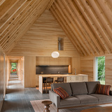 Marlboro Music: Five Cottages; Marlboro, Vt - HGA Architects and Engineers. Photo © Paul Crosby Photography