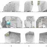 Building facades. Image courtesy of a/LTA.