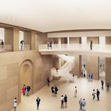 Forum Gallery. Image courtesy of the Philadelphia Museum of Art.
