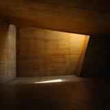 Center of Interpretation of Cave Paintings in El Cogul, Lleida, Spain by Prudenci Español