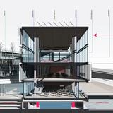 SUSTAINABLE SECTION - Image Courtesy of ONZ Architects