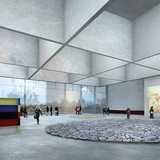 New NCCA proposal by Nieto Sobejano Arquitectos