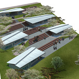 Girubuntu Primary School, currently under construction in Kigali, Rwanda (Photo: MASS Design Group)