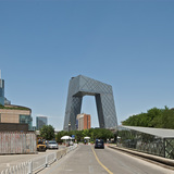 Winner - Asia and Australia: CCTV Headquarters in Beijing, China by OMA © Philippe Ruault
