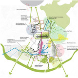 Interface of park and city Seoul © West 8 urban design & landscape architecture