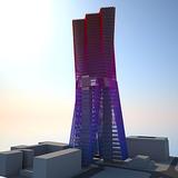 Berliner Kunstturm (overall rendering)