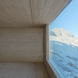 OFIS Winter Cabin on Mount Kanin. Photo credit: Ales Gregoric